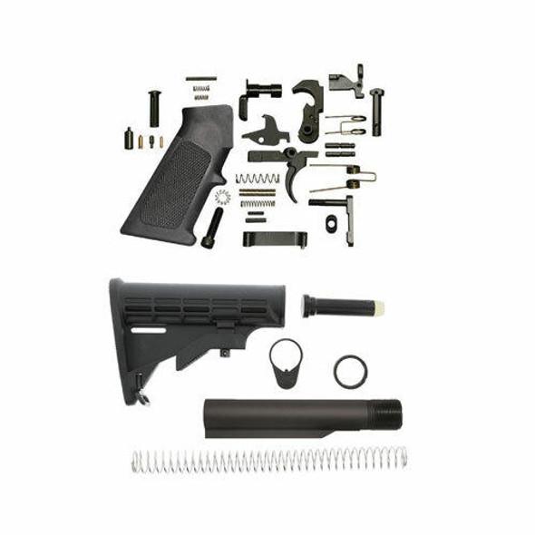 Black Rifle Depot AR 15 Lower Build Kit