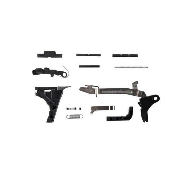 BLACK RIFLE DEPOT Lower Parts Kit For Glock 19 Gen 3 or Adjustable Trigger, glock parts