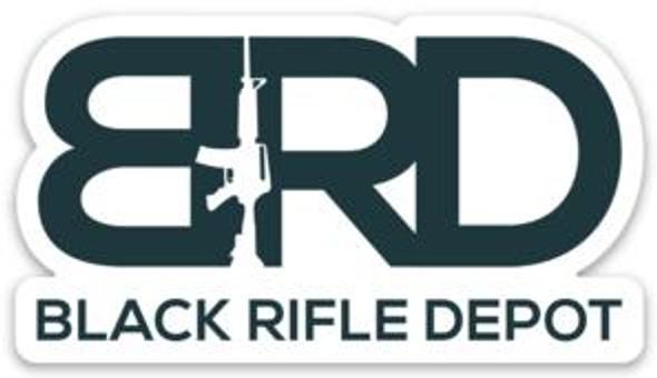 BLACK RIFLE DEPOT Stickers