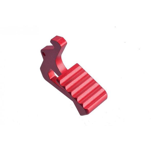 STRIKE INDUSTRIES Strike Industries Extended Charging Handle Latch - Red
