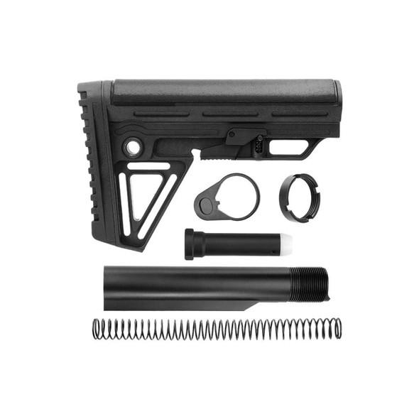 TRINITY FORCE Alpha Stock Kit Black