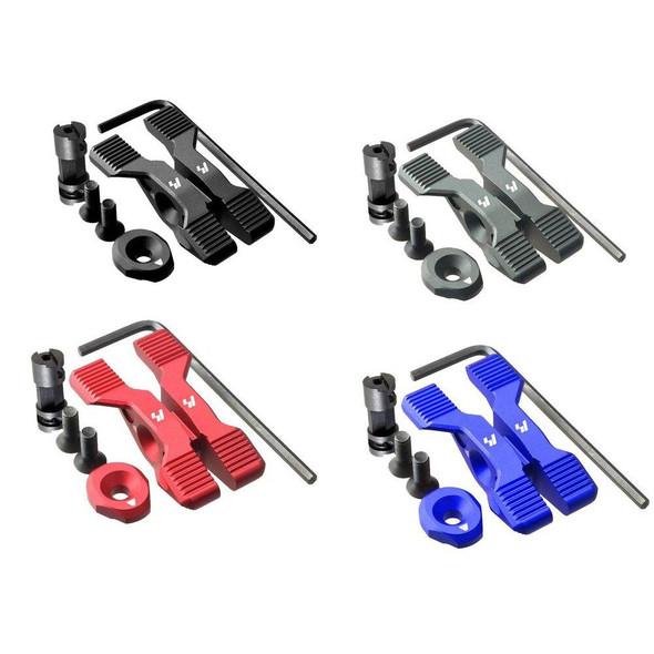 STRIKE INDUSTRIES Strike Industries Strike Switch Safety Selector Black, Blue, Red, Grey