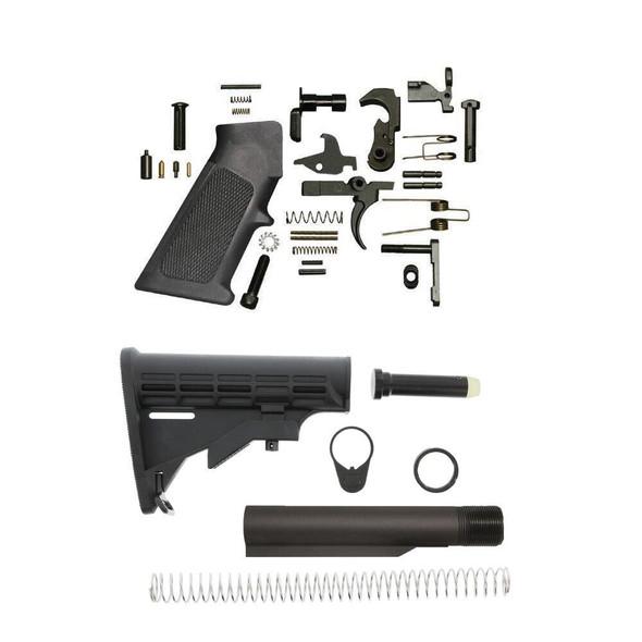 OEM .308 Mil Spec lower Build Kit