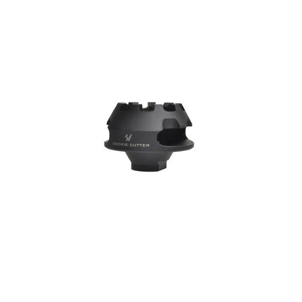 STRIKE INDUSTRIES Strike Industries Cookie Cutter Comp .223/5.56 Muzzle Brake