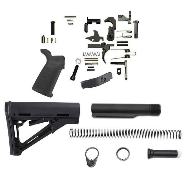 MAGPUL Magpul CTR Lower Build Kit Black