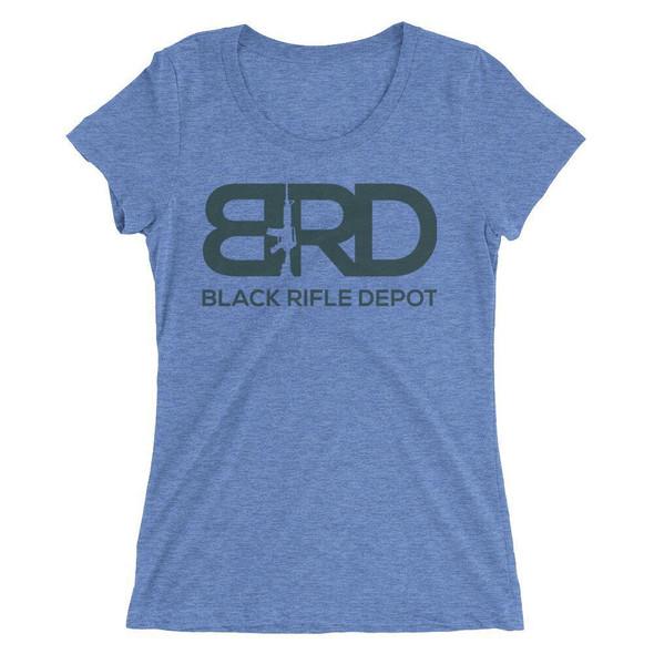BLACK RIFLE DEPOT BRD Ladies short sleeve t-shirt