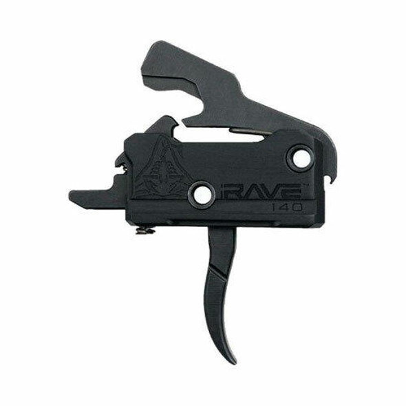 Rise Armament Rise Armament Rave 140 Super Sporting Drop In Trigger With Anti Walk Pins