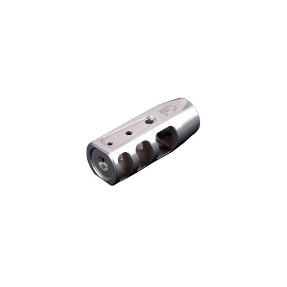FORTIS MANUFACTURING Fortis Red Stainless Muzzle Brake
