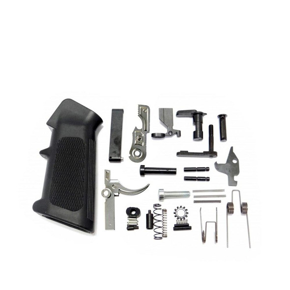 OEM AR 15 Lower Parts Kit with Stainless FCG