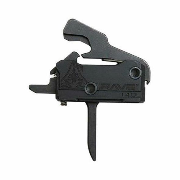 Rise Armament Rise Armament RAVE-140 Super Sporting Flat Drop In Trigger, AR 15 Trigger, AR 15 Parts