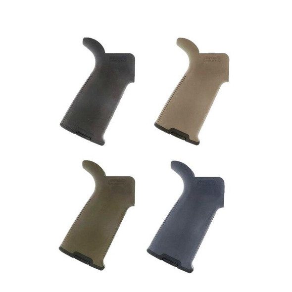 MAGPUL Magpul MOE Grip with Rubber Overmold, AR Parts, AR15 Parts, AR 15 Parts, AR-15 Parts