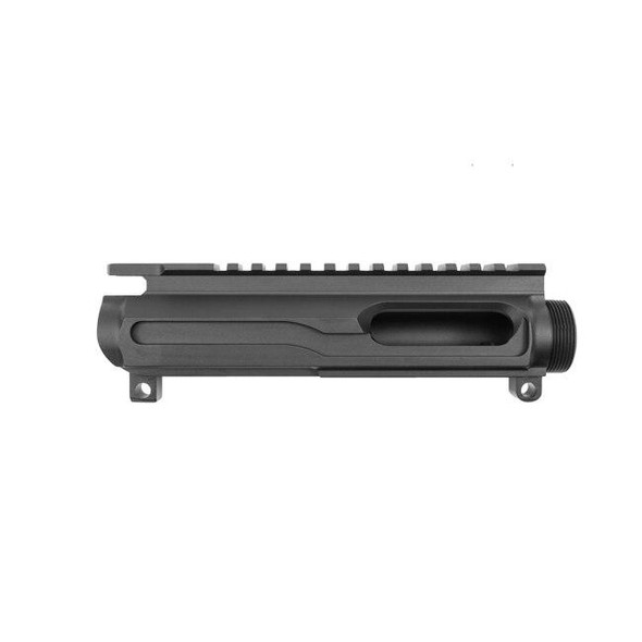 NEW FRONTIER ARMORY New Frontier Pistol Caliber Billet AR-9/45 Slick Side Upper with LRBHO