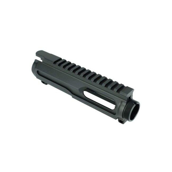 NEW FRONTIER ARMORY New Frontier Pistol Caliber Billet AR-9/45 Slick Side Upper with LRBHO, AR15, AR 15, AR 15 Parts, AR Parts, AR15 Parts, AR-15 Parts