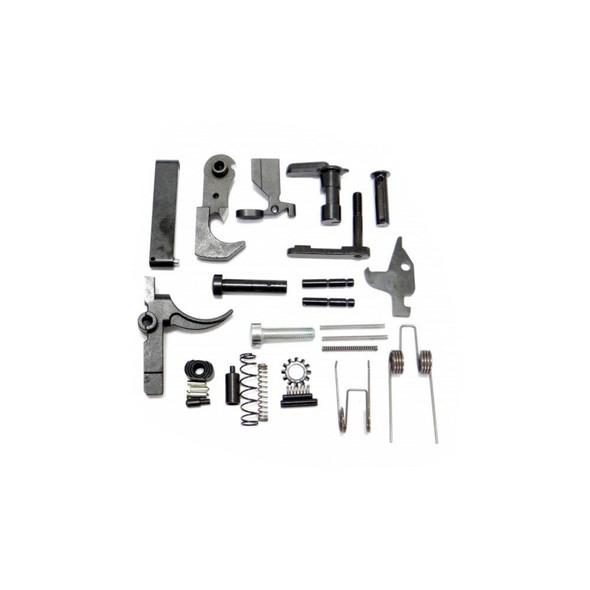 BLACK RIFLE DEPOT AR 15 Lower Parts Kit No Grip