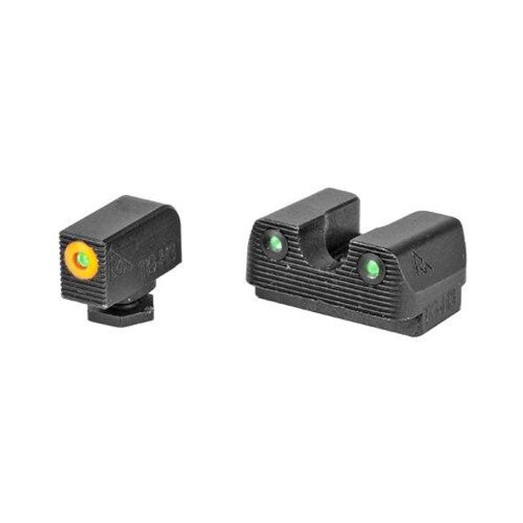 RIVAL ARMS Glock 42/43 Tritium Night Sight Standard Height
