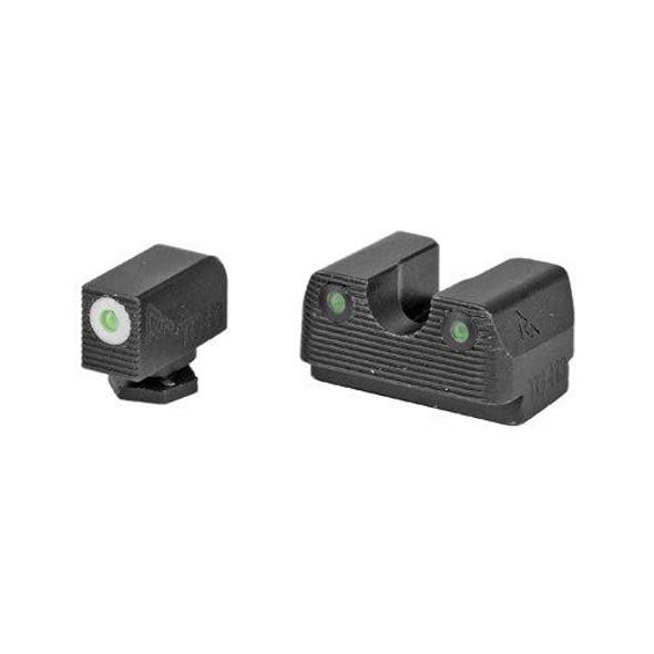 RIVAL ARMS Glock 17/19 Tritium Night Sight Standard Height