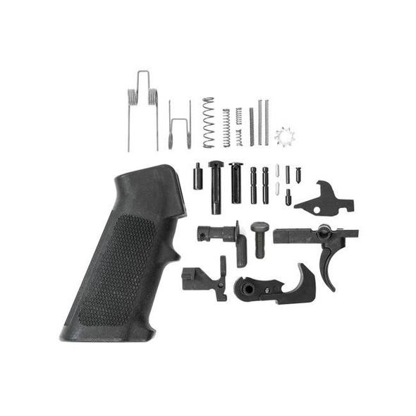 BLACK RIFLE DEPOT AR 15 Lower Parts Kit - LPK 2, AR 15 Lower Parts Kit, AR 15 Lower Parts, AR 15 Lower Kit, AR 15 Parts, AR15 Parts, AR 15 Accessories, Best AR 15 Lower Parts Kit, AR 15 LPK, American Made AR 15 LPK