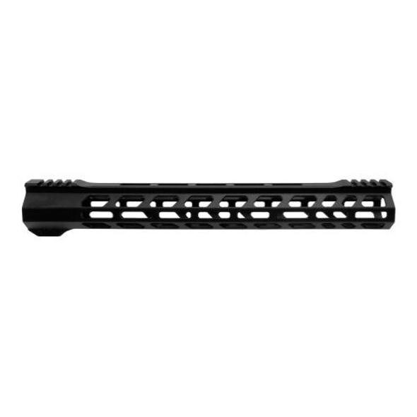 BLACK RIFLE DEPOT Black Rifle Depot Free Float Light Weight M-LOK Handguard - 15