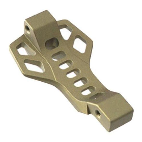 STRIKE INDUSTRIES Strike Industries Cobra Billet Aluminum Trigger Guard FDE