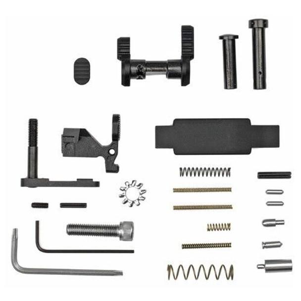ARMASPEC Armaspec AR 15 Lower Parts Kit Less FCGGrip-BLK