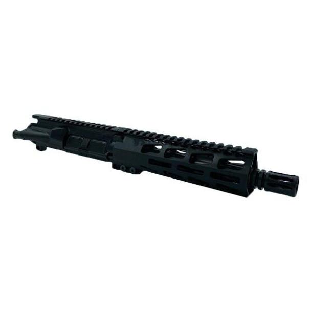 7.5 Stealth 5.56 NATO AR 15 Pistol, AR 15 Pistol Upper, AR 15 Pistol, AR15 Pistol Upper, AR 15 Complete Pistol Upper, AR 15 Complete Upper, AR15 Upper, AR 15 Upper Assembly, AR 15 Complete Upper Assembly, Barreled AR 15 Upper
