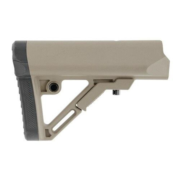 LEAPERS / UTG UTG PRO AR15 S1 Ops Ready 6 Position Stock FDE