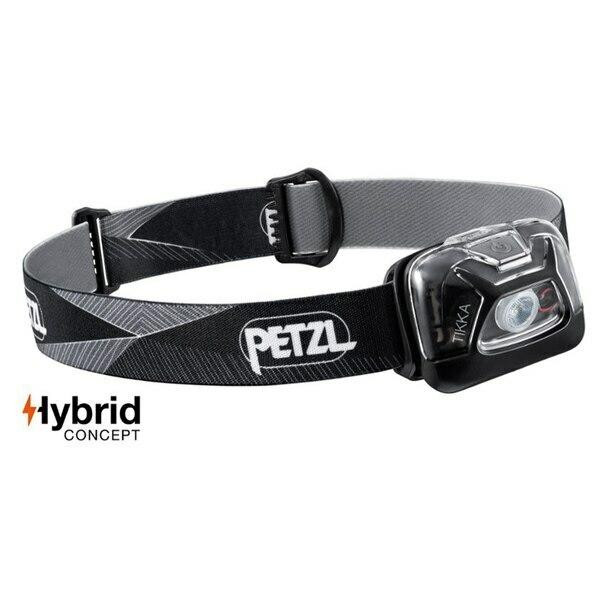 Petzl Tikka Headlamp 300 Black