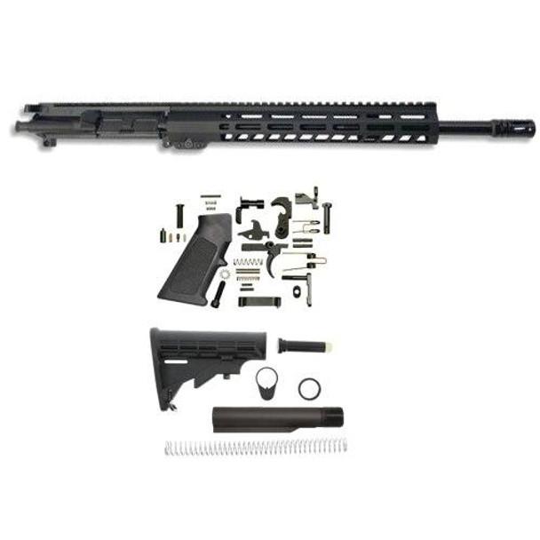 BLACK RIFLE DEPOT 16 5.56 Standard Rifle Build Kit W/13 M-LOK Handguard