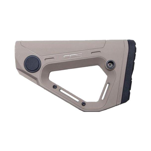 HERA USA HERA CCS AR 15 Carbine Stock-TAN