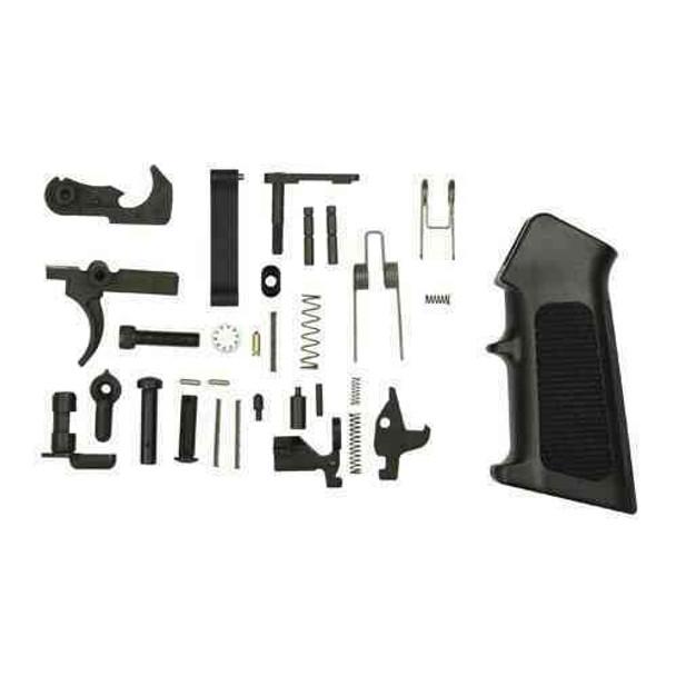CMMG, CMMG AR15 Premium Lower Parts Kit w/Ambidextrous Selector .223/5.56, AR 15 Lower Parts Kit, AR 15 LPK, AR 15 Lower Parts Kit, AR 15 Lower Parts