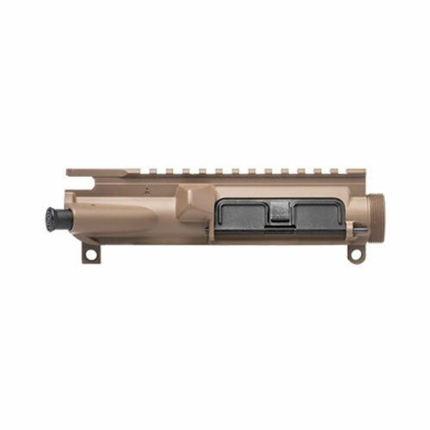 AR 15 Parts, Aero Precision AERO Precision AR 15 Assembled Upper Receiver - FDE Cerakote