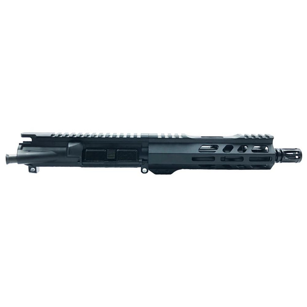 BLACK RIFLE DEPOT 7.5 5.56 NATO Pistol Upper Assembly, AR 15 Pistol Upper, AR 15 Pistol, AR15 Pistol Upper, AR 15 Complete Pistol Upper, AR 15 Complete Upper, AR15 Upper, AR 15 Upper Assembly, AR 15 Complete Upper Assembly, Barreled AR 15 Upper
