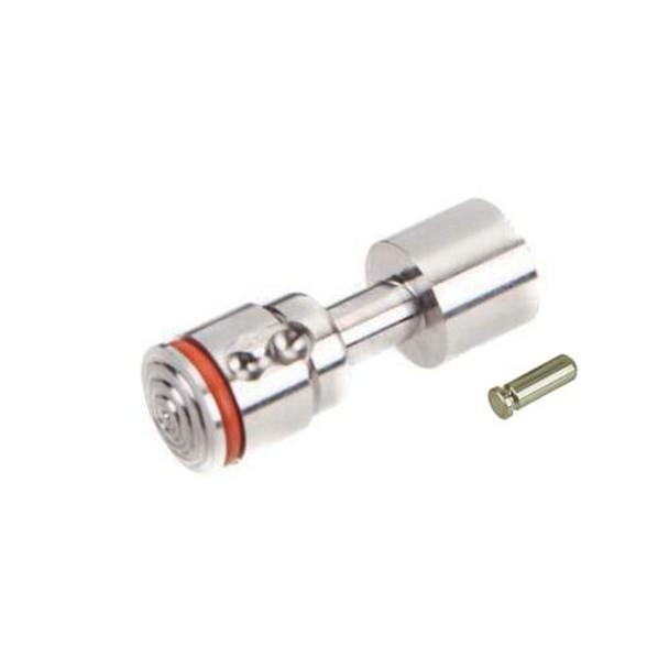 ELFTMANN TACTICAL AR 15 Push Button Safety - Stainless, AR Parts, AR15 Parts, AR 15 Parts, AR-15 Parts