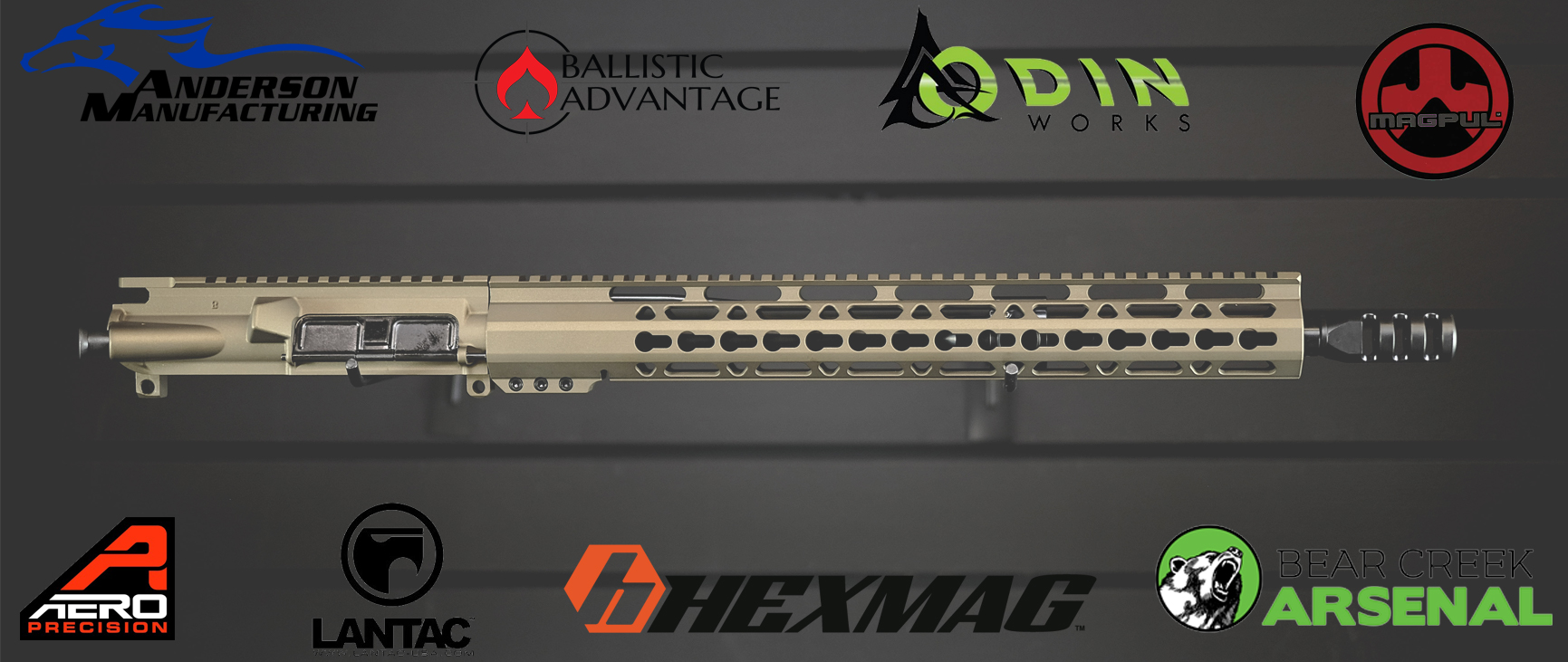 AR 15 Parts | Black Rifle Depot
