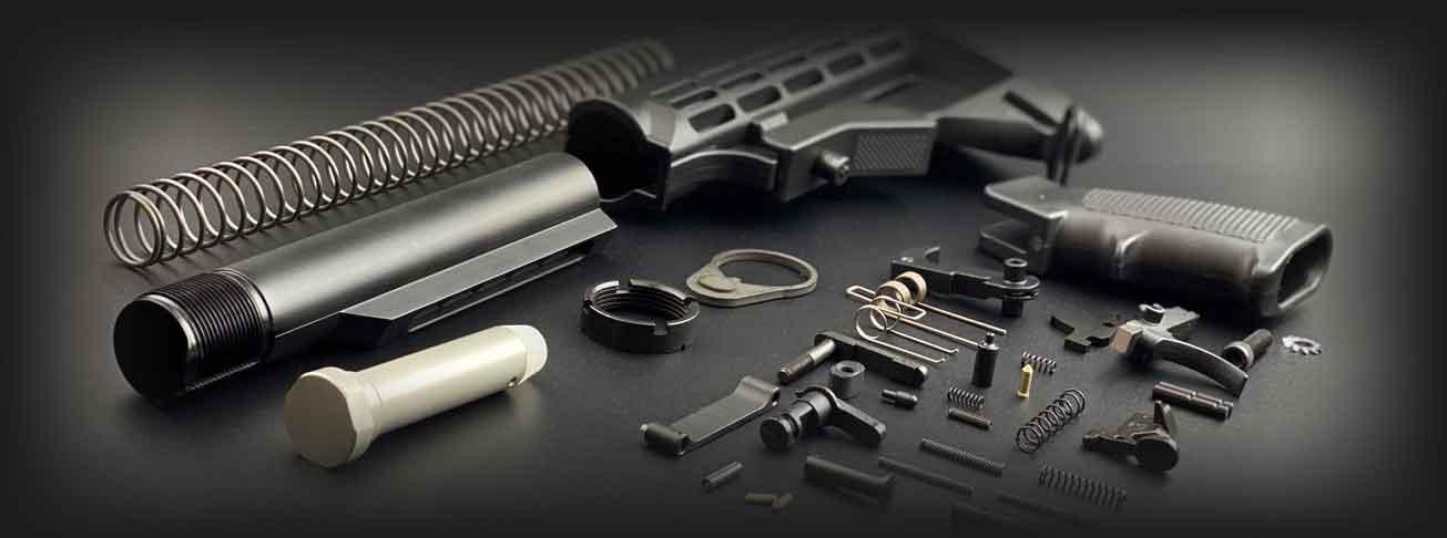 AR 15 Lower Build Kits
