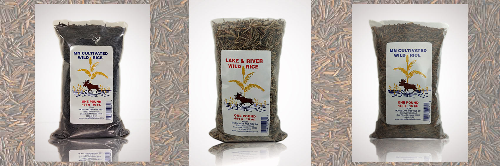 Shop for authentic lake and river wild rice from Minnesota and Canada