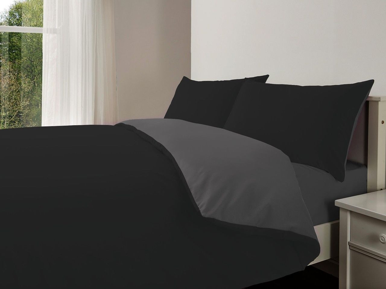 Black Bedding Cheaper Than Retail Price Buy Clothing Accessories And Lifestyle Products For Women Men