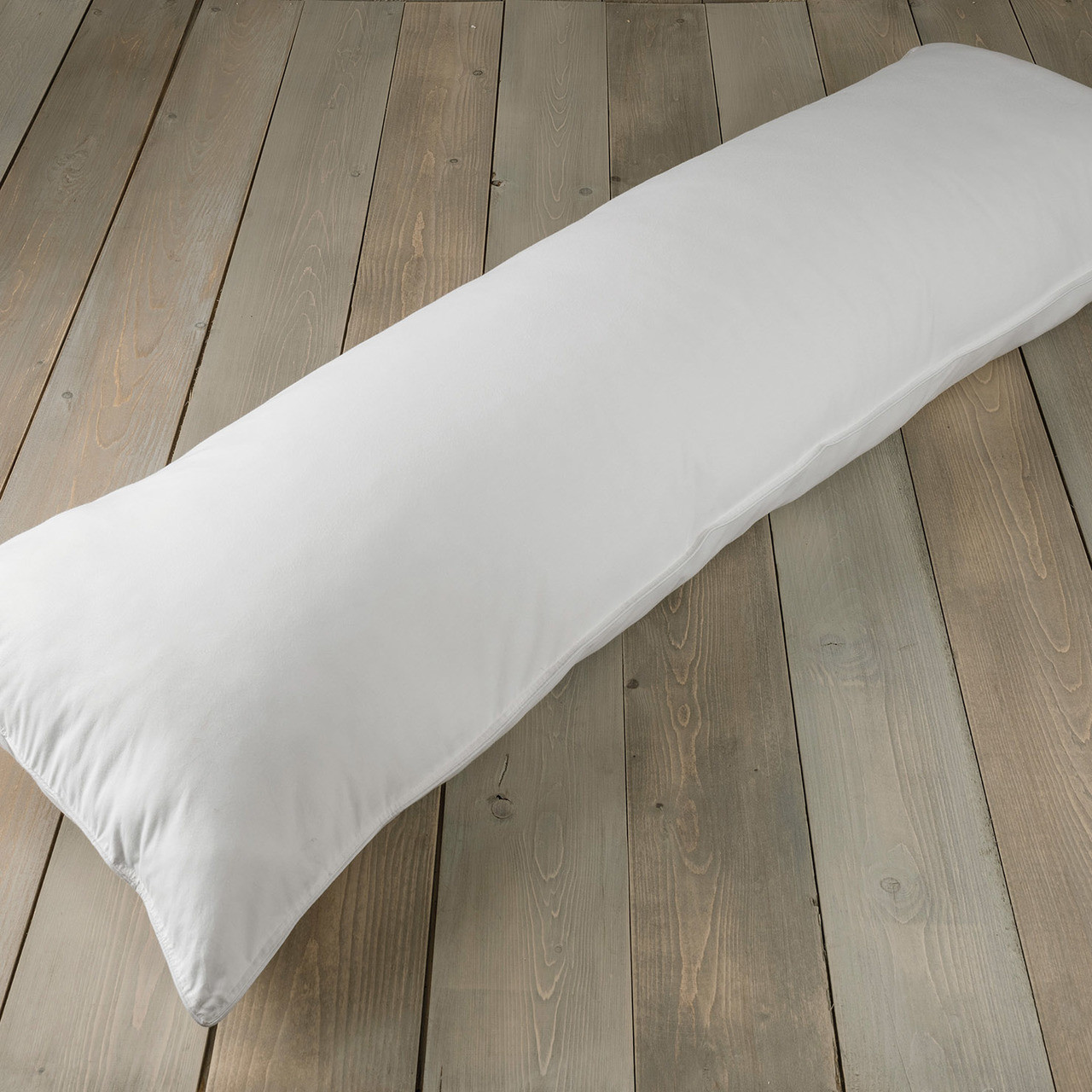 60 Inch Feel Like Down Bolster Pillow Feel Like Down
