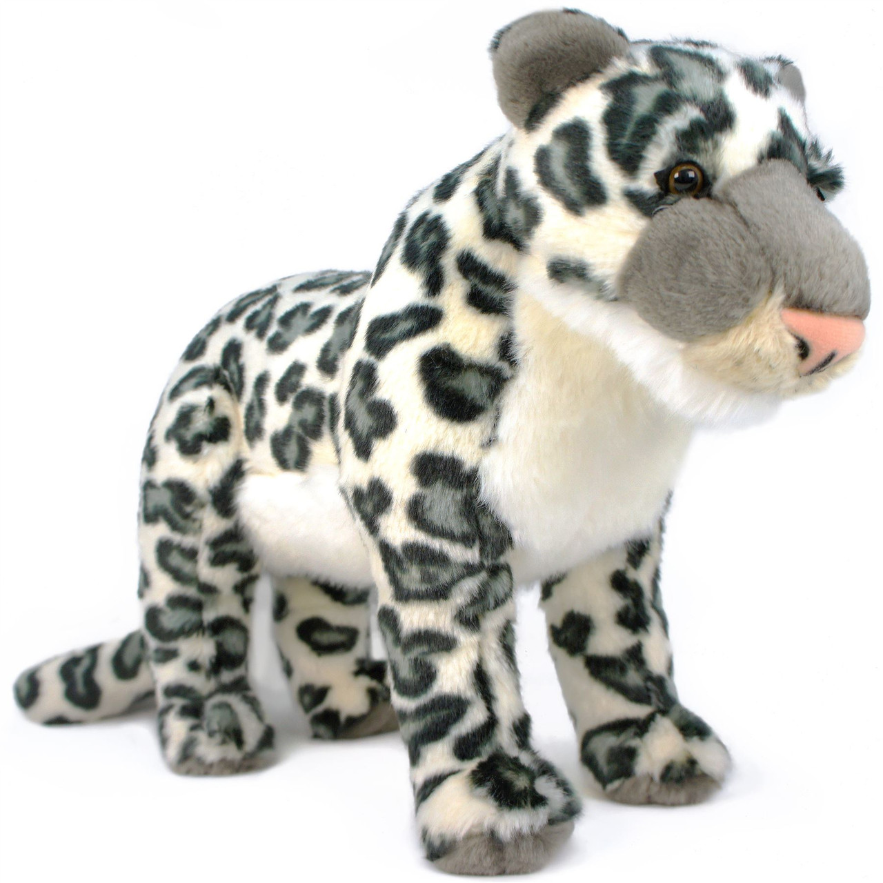 Lila The Snow Leopard 17 Inch Tail Measurement Not Included