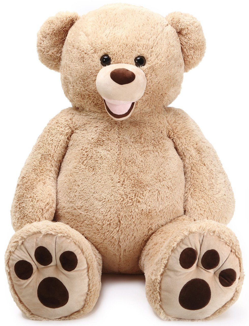 Brumsfeld The Bear 5 Foot 60 Inch Stuffed Animal Jumbo Big