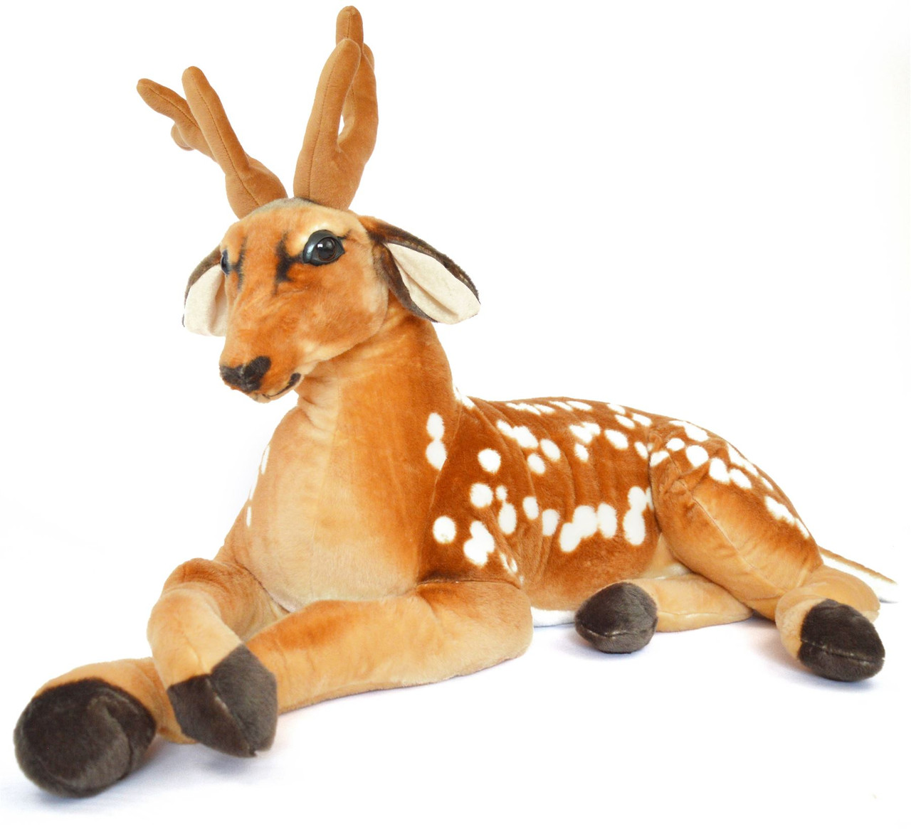 Buck The Deer 3 Foot Tail Measurement Not Included Big Stuffed
