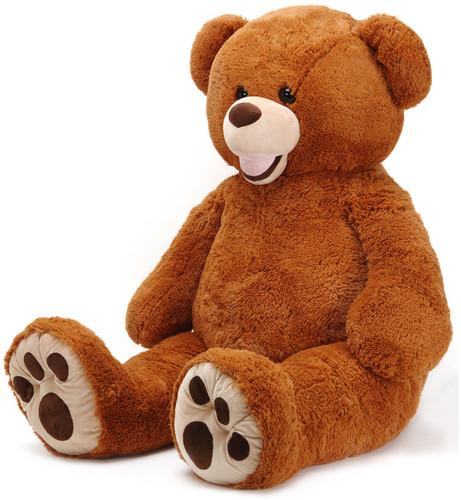 Moochie The Bear 5 Foot 60 Inch Stuffed Animal Jumbo Big