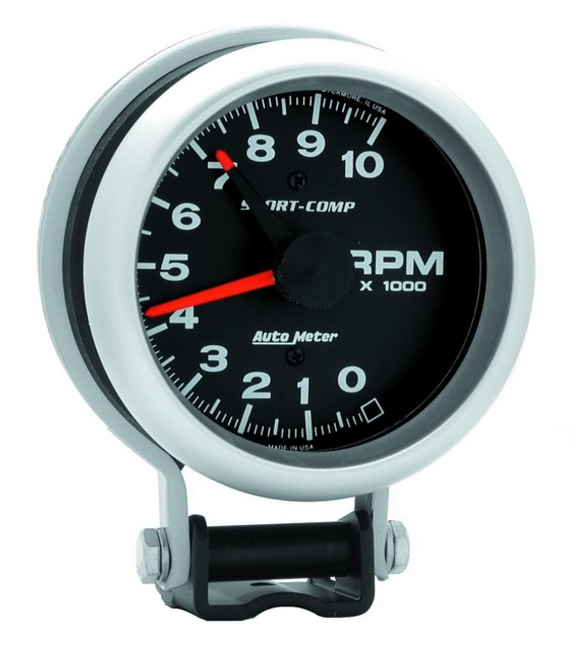 Autometer Sport Comp Tach Wiring Diagram