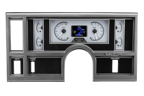 HDX-84B-REG-S with SILVER ALLOY style, bezel is NOT included
