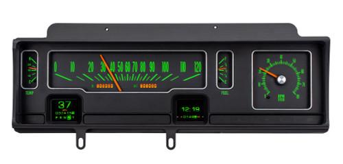 RTX-70C-MAL-X Emerald Theme View