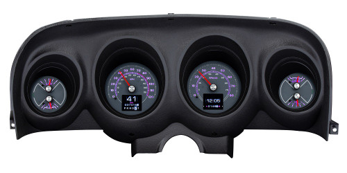 RTX-69F-MUS-X Vivid Orchid Theme, Bezel is NOT included