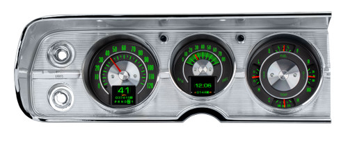 RTX-64C-CVL-X Emerald Theme, Bezel shown is NOT included