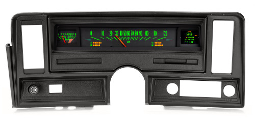 RTX-69C-NOV-X Emerald Theme, Bezel shown in pic is NOT included, shown for demonstration purposes only