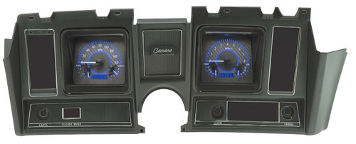 VHX-69C-CAM-C-B with CARBON FIBER style/BLUE backlighting, bezel/housing NOT included