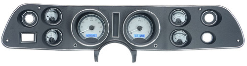 VHX-70C-CAM-S-B with SILVER ALLOY style and BLUE backlighting, bezel is NOT included